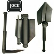 Oem Glock E-tool Entrenching Tool Folding Shovel With Pouch Collectors Item