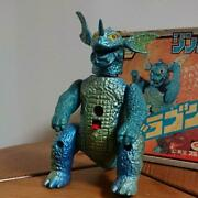 Bullmark Baragon Z Gokin Alloy Figure Toy About 12cm Used From Japan