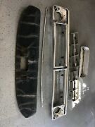 1971 Ford Truck Grill Dash Pad Grill Inserts Dash Hood Moulding F-250 Pickup