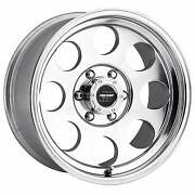 Pro Comp 69 Series Vintage 15x8 Wheel With 6 On 5.5 Bolt Pattern - Polished -