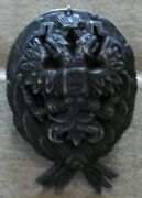 Russian Imperial Academy Silver Unknown Graduation Badge