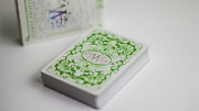 Chameleon Playing Cards Designed By Asi Wind Green By Expert Playing Cards