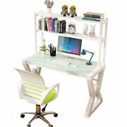 Computer Table Bedroom Office Furniture Notebook Laptop Study Home Standing Desk