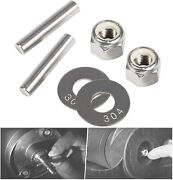 Mkp-34 Prop And Nut Kit E For Minn Kota Trolling Motor- Prop Nut And Washer 1865019