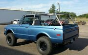 Full Size Bronco 1978 - 1996 And Blazer Jimmy Full 1969 - 1994 8 Point Roll Cage