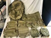 S.o. Tech Large Medical Trauma Mission Pack Coyote Tan W/ Pouchs