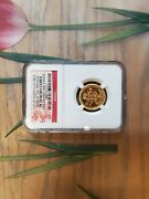2012 Australia 1/4gold Proof Coins Lunar Dragon , 0.999 Pure Gold . Proof 70 Ngc