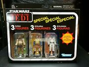 Star Wars The Vintage Collection Tatooine Skiff Guards Action Figures 3 Pack New