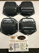 Avco Lycoming 15330 Rocker Cover Cap 0-320-h2ad O-360 Class 76 Set 4 Used