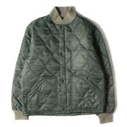 Buzz Ricksonand039s Auth Br14400 Cwu-9p Liner Jacket M Sage Green Used From Japan