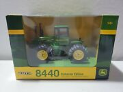 1/32 Scale John Deere 8440 Collector Edition Tractor By Ertl