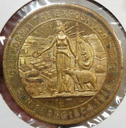 Hk-414, Exposition State Dollar 1915 Panama-pacific Exposition, Uncirculated -01
