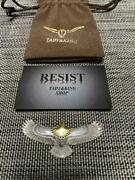 Tady And King Eagle K18 Gold Necklace Pendant Unused Original Free Shipping Japan