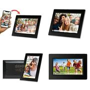 Sylvania Sdpf1095 10-inch Wi-fi Cloud Digital Picture Frame Touch Screen Frames