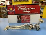 Racing Champions Kenny Bernstein Budweiser King 50th Chrome Dragster 1 Of 416