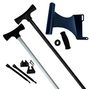 New - 8and039 Stick It Anchor Pin With The Motor Mount Bracket - White/port Side