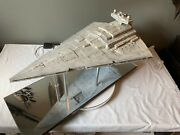Star Wars Anigrand Star Destroyer 28 Inch Long Scale 1/2256 Professionally Built