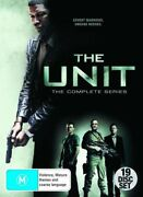 The Unit Complete Series Season 1, 2, 3 And 4 Dvd   19 Discs   Region 4