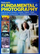 Photographic Fundamental Photography 1976 Lenses Flashes Printing Processing