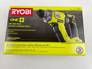 Ryobi P222 18-volt One+ Lith-ion 1/2 Sds-plus Rotary Hammer Drill Tool Only