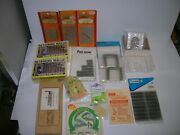 N Scale Lot Of Parts , Chooch ,etc. Sold For Parts Only ,lot 20880