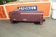 Lionel 51701 Nyc New York Central Semi Scale Caboose Mint
