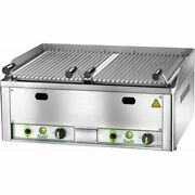 New Fimar Gl66 Char Grill / Brand New / Lpg Or Nat Gas/ Mobile Grill