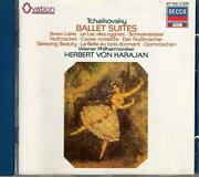 The Tchaikovsky Collection The Ballet Suites - Music Cd - Orchestra - 1987-07-