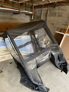 Weather Enclosure For John Deere X500 Select Series Lawn Tractor