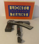 Nib Lionel 6-5132 O Scale Gauge Remote Control Switch One Right With Box