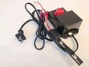 Bachmann Ho,n,g Scale 6609 Transformer Power Pack And Track Connector
