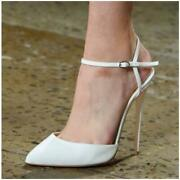 Vogue Puls Size Stilettos Women Ladies Sexy Pointed High Heels Party Pumps Shoes