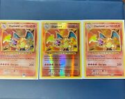 Pokemon Card Collection - Sealed Items Including Charizard Collection