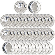 2021 S Tuskegee Airmen Historic Site Quarter Roll Atb 99.9 Silver Proof 40 Coin