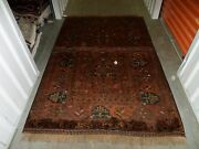 Super Oriental Hand Knotted Balouch Rug 4and039 2 X 6and039 5 Sku P10087