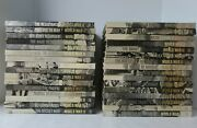 Time Life World War 2 Ii Hardcover Books Lot Of 32, Military History Ww2