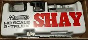 Vintage Roundhouse Products Shay 2 Truck Kit 360 Metal Locomotive