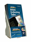Tabbies 20 Pack With Display Rainbow Bible Indexing Tabs Old And New Testaments...