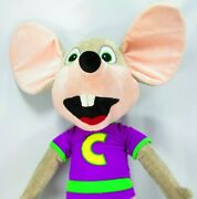 Large 2013 Chucky Cheese Mouse Plush Stuffed Animal 29andrdquo Fast Ship