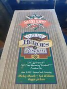 Upper Deck All Time Heroes Of Baseball