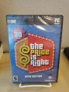 The Price Is Right 2010 Edition Pc Game Brand New Factory Sealed Computer Game