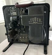 Vintage Sears Tower 16mm Sound Movie Film Projector