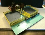 American Flyer S Scale 771 Operating Stockyard Tested Anmd Works