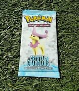 Pokemon Ex Crystal Guardians Delcatty Factory Sealed Unweighed 2006