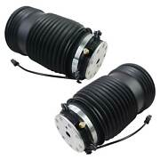 2pcs Air Suspension Spring Bags Rear Left + Right For Mercedes Glc Rwd X253 200d