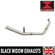 Yzfr 125 21-22 Exhaust Down Front Pipes Headers Collector Big Bore Full Power