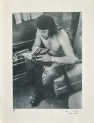 Che Guevara With A Book - Photo Signed And Stamped By Alberto Korda