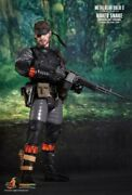 Metal Gear Solid 3 Snake Eater Big Boss Figures 11 13/16in Hot Toys 1/6 1
