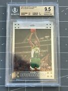 2007 Topps Chrome 131 Kevin Durant Bgs 9.5 Rookie Rc Gem Mint 1