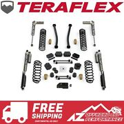 Teraflex 2.5 St2 Suspension Falcon 3.1 Piggyback For And03918-and03921 Jeep Wrangler Jl